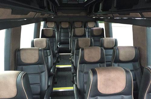 Sprinter Passenger Van Executive Style