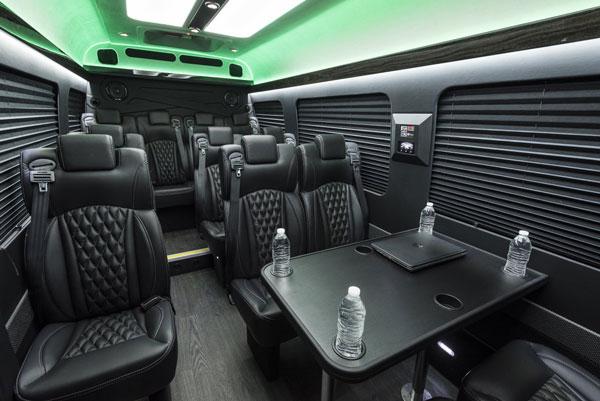 Passenger Sprinter Van Rental